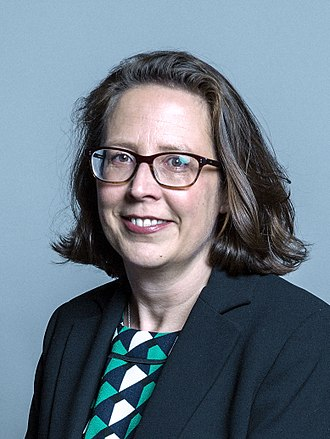 Lords Commissioners - Image: Official portrait of Baroness Evans of Bowes Park crop 2