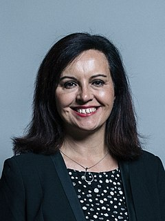 Caroline Flint British politician