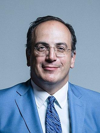Michael Ellis (British politician) - Image: Official portrait of Michael Ellis crop 2