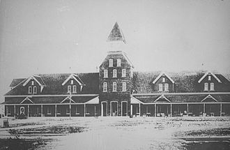 Mississippi State Penitentiary - The original Camp One