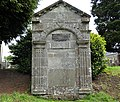 Old Memorial, Currie Parish Churchyard, Midlothian.jpg