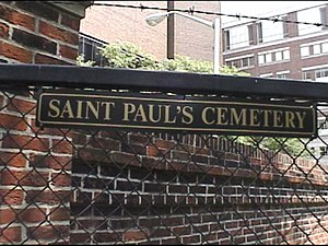 Old Saint Paul's Cemetery - Old Saint Paul's Cemetery