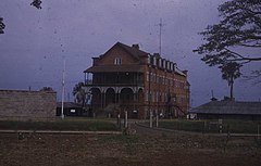 Old building of Fourah Bay College. Cline Town, Freetown, Sierra Leone.jpg