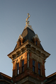 Old delaware county jail spire.png