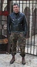 Olivier Minne sur Fort Boyard en 2007