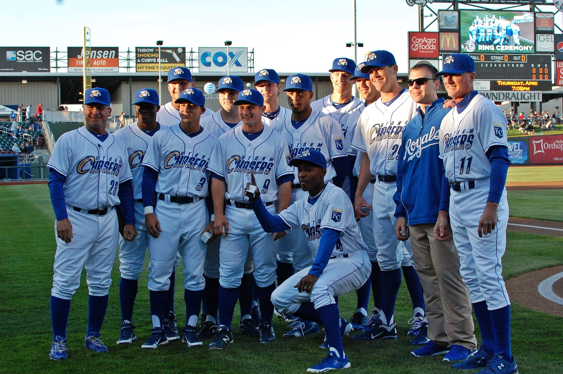Omaha Storm Chasers - Wikipedia