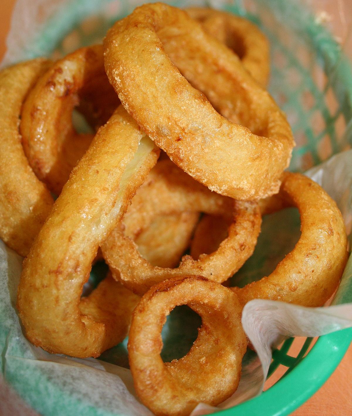 Onion Ring Wikipedia