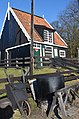 Open Air Museum Arnhem with lovely old Dutch buildings, here, fishermenhouse - panoramio.jpg