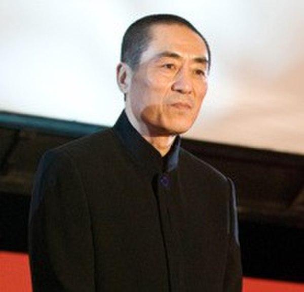 Photo Zhang Yimou via Wikidata
