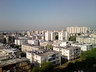 Or Yehuda - Image: Or Yehuda 2010