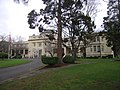 Oregon State Hospital Receiving Ward Building-south facade 1.jpg