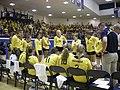 Oregon vs. Michigan volleyball 2013 18.jpg
