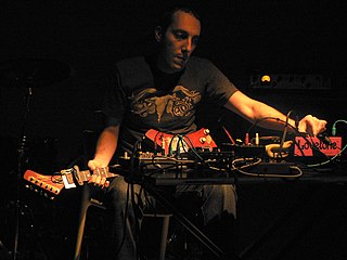 Oren Ambarchi Australian musician
