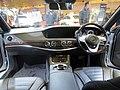 Osaka Motor Show 2019 (291) - Mercedes-Benz S 560 long Chauffeured Limited (V222).jpg