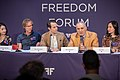 Oslo Freedom Forum 2018 Press Conference (103142).jpg