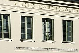 Oslo lærerhøgskole 2011 front close.jpg