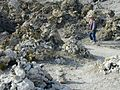 Osorezan Jigoku Rocks.JPG