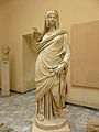 Ostia antica antiquarium - Giulia Domna come Cerere P1010011.jpg