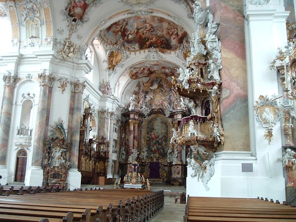 Ottobeuren-interieur