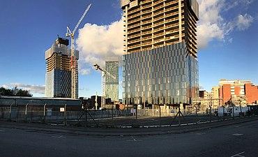 Deansgate Square Wikipedia