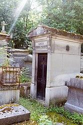 Tomb of Poisson