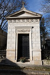 Tomb of Riant and Mignon