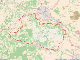 Parc Naturel Régional De La Montagne De Reims Wikipédia