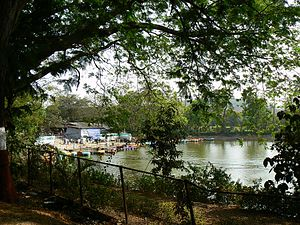 Aarey Milk Colony - Lake at Chhota Kashmir