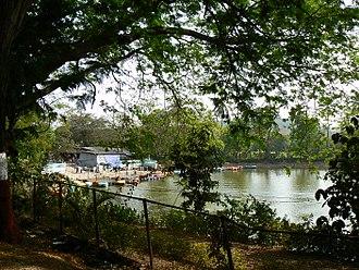 Aarey Milk Colony - Lake at Chhota Kashmir