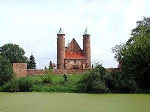 Brochów, Masovian Voivodeship - Church of St. Roch and John the Baptist