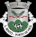 Brasão da freguesia de São Bento