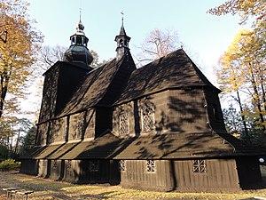 Mikuszowice - Saint Barbara Church