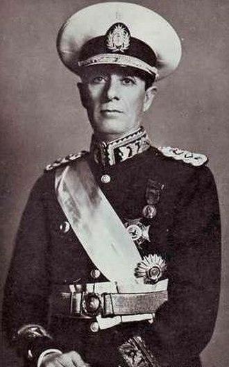 Pedro Pablo Ramírez - Image: P Ramirez