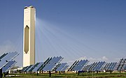 PS10 solar power tower