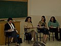 PalFest 2008- Ahdaf Soueif and Hanan al Shaykh take a workshop (4142960117).jpg