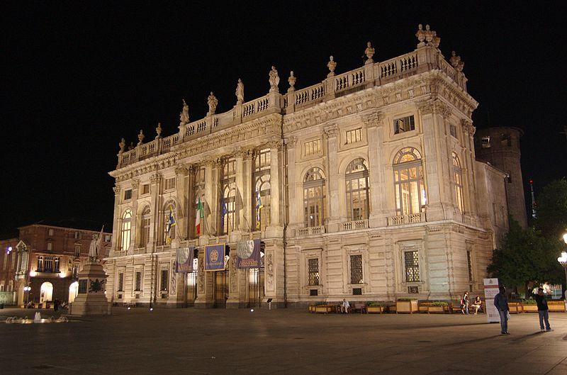 Madama - palace