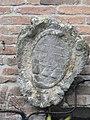 Palazzo Perolari-Malmignati, stemma familiare 1 lato sinistro (Lendinara).jpg