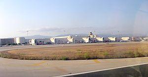 Palma de Mallorca Airport - Apron view
