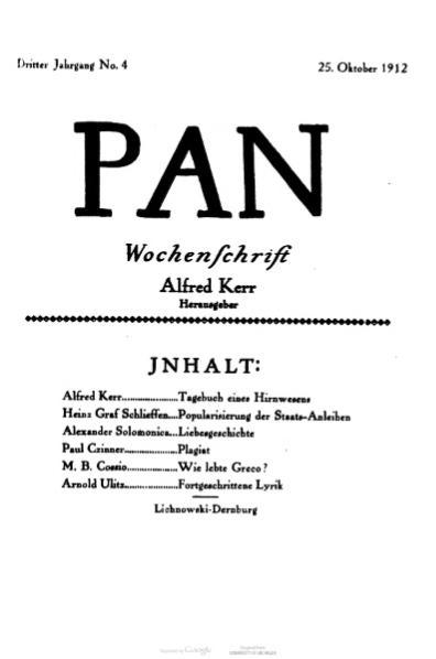 File:Pan (25. Oktober 1912).djvu