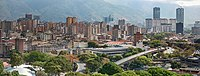 Panoramic View of Caracas from Militar Hospital.jpg