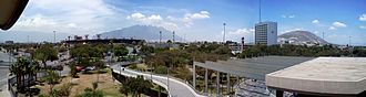 Universidad Autónoma de Nuevo León - University city