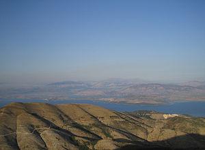 Mount Pantokrator - Image: Pantokrator 1