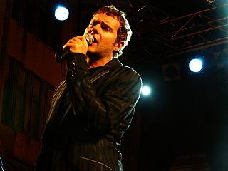 Paolo Meneguzzi Swiss singer