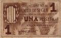 Paper moneda d'una pesseta de la Pobla de Segur cara b.png
