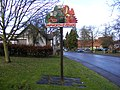 Papworth Everard Village Sign - geograph.org.uk - 1084472.jpg
