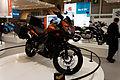 Paris - Salon de la moto 2011 - Suzuki - V Strom DL 650 - 001.jpg