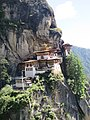 Paro Taktsang, Taktsang Palphug Monastery, Tiger's Nest -views from the trekking path- during LGFC - Bhutan 2019 (180).jpg
