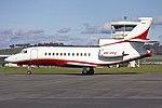 Paspaley Pearl's (VH-PPD) Dassault Falcon 900C at Wagga Wagga Airport.jpg