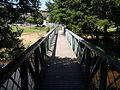 Passerelle au Parc du Moulin Vert.JPG
