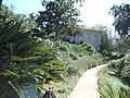 Path in garden of Virginia Robinson Estate.JPG